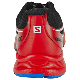 Salomon Sense Link - Chaussures running Homme - rouge/noir